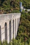 Ponte delle Torri Stock Images
