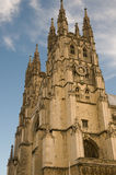 Towers of canterbury Stock Image