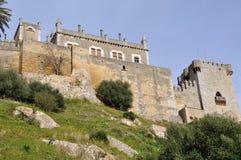Castle of Almodovar del Rio, Andalusia, Spain Stock Image