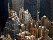 Towers of density II Stock Photos