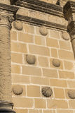 Towers House or Davalos Palace, actually Ubeda Art Schoool, Jaen Royalty Free Stock Photo
