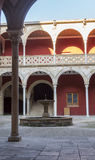 Towers House or Davalos Palace, actually Ubeda Art Schoool, Jaen Royalty Free Stock Images