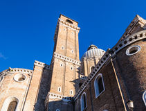 Free Towers Of Duomo In Padua City Royalty Free Stock Photography - 85077987