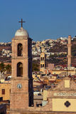 The towers of the old town of Chania Stock Photos
