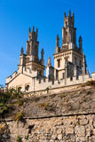 Towers of Oxford. England Royalty Free Stock Photos