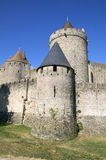 Towers of the walls Royalty Free Stock Images