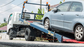 towing stock fotografie