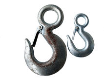 Towing hook Stock Photography