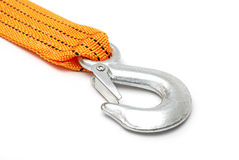 Towing rope hook Stock Photography