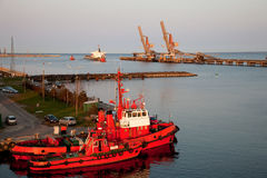 Towing vessel Stock Photography