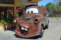TowMater Royalty Free Stock Image