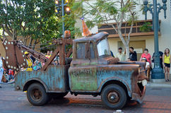 TowMater on parade Royalty Free Stock Image