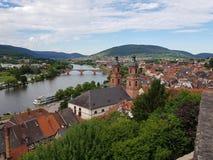 town royaltyfri fotografi