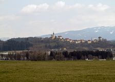 Stadt Althofen, Carinthia Stock Photos