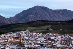 Town Antequera, Andalusia, Spain Royalty Free Stock Photo