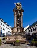 Town of Banska Bystrica royalty free stock images
