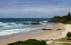 Town Beach - Port Macquarie - NSW Australia Royalty Free Stock Image