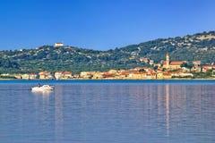 Town of Betina, Island of Murter Royalty Free Stock Photos