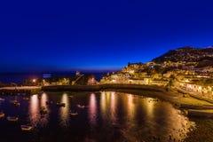 Town Camara de Lobos - Madeira Portugal Stock Photography