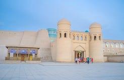 The town-citadel Royalty Free Stock Photos