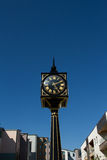 Town clock. royalty free stock image