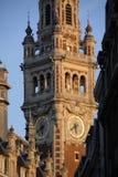 Town clock. Royalty Free Stock Photos
