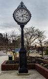 The Town Clock Royalty Free Stock Photography
