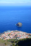 Town on the coast of Tenerife Stock Images
