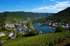 Town of Cochem Stock Images