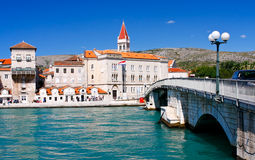 Town in Croatia Royalty Free Stock Images