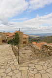 The town of Culla Stock Photos