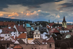 Town of Czech Krumlov Royalty Free Stock Image
