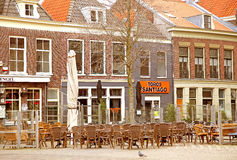 Town Delft, Netherlands Stock Photo