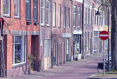 Town Delft, Netherlands Stock Photography