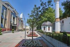 Town of  Derventa Stock Photo