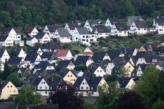 Town Dillenburg, Germany Stock Photo