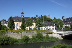 Town Dillenburg, Hesse, Germany Stock Image
