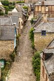 Town of Dinan, Brittany, France Royalty Free Stock Image