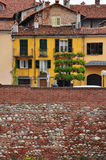 Town of Fossano, province of Cuneo, Italy Stock Photo
