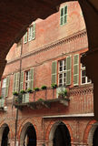 Town of Fossano, province of Cuneo, Italy Stock Photos