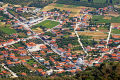 Town Gokova near Marmaris, Turkey Royalty Free Stock Image