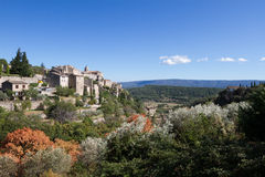 Town of Gordes, Provence. Stock Photo