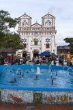 Town of Guatapé Stock Image