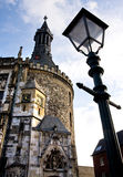 Town Hall, Aachen Stock Photos