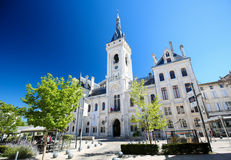 Town Hall of Angouleme, France. Royalty Free Stock Photos