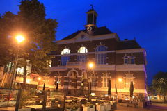 Town hall in Apeldoorn Royalty Free Stock Photography
