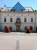 Town hall in Banska Bystrica, Slovakia Royalty Free Stock Photography