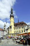 Town hall of Bautzen in Germany Royalty Free Stock Images
