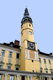 Town hall of Bautzen in Germany Royalty Free Stock Image