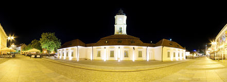 Town hall in Bialystok Royalty Free Stock Photo
